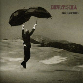 Devotchka's 100 Lovers Album Art