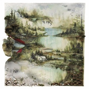 Bon Iver's Self-Titled Album Art