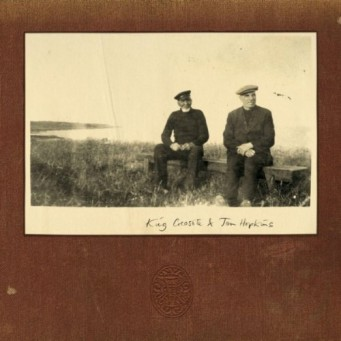 King Creosote and Jon Hopkins' Diamond Mine Album Art