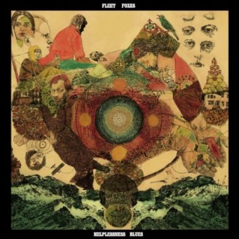 Fleet Foxes' Helplessness Blues Album Art