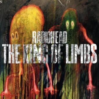 Radiohead's The King of Limbs Album Art