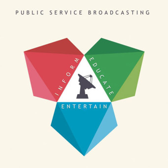 Album cover of Inform - Educate - Entertain by Public Service Broadcasting